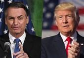 ترامپ: پیوستن برزیل به ناتو را بررسی میکنیم