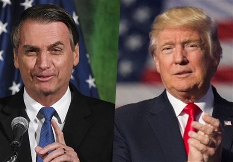 چشم پوشی برزیل از تجارت با ایران برای نزدیکی به آمریکا؟