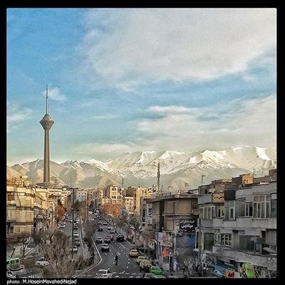 """هوای تهران پس از حدود ۳ ماه """"پاک"""" شد"""