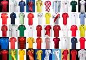 پیراهن ایران، در جایگاه چهلویکم زیباترین پیراهنهای تیمهای ملی فوتبال جهان + لینک نظرسنجی