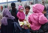 اینفوگرافی| وضعیت پناهجویان در سراسر جهان