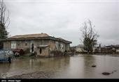 7900 منزل مسکونی در استان گلستان به علت جاریشدن سیلاب تخلیه شد