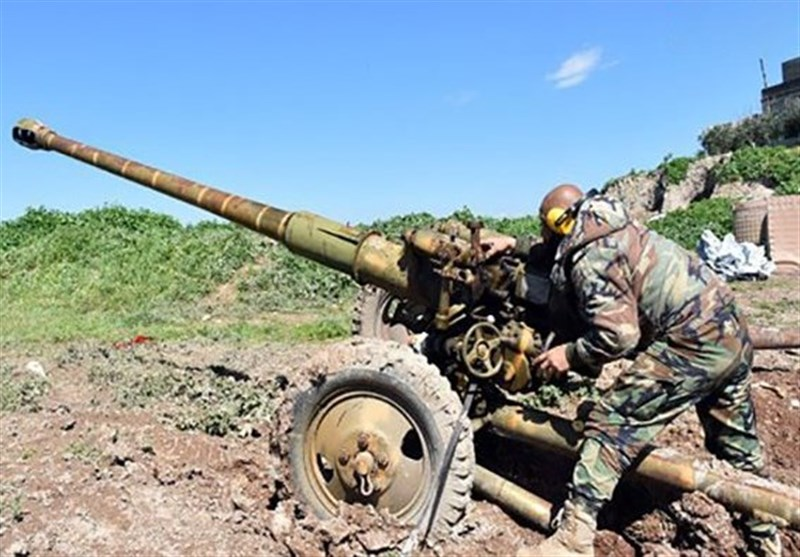 ارتش سوریه شهرک «کفر عین» در ادلب را آزاد کرد