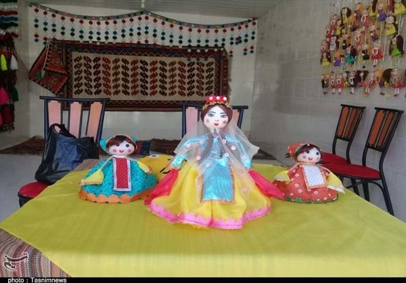 عروسک لیلی کهگیلویه و بویراحمد ثبت ملی شد