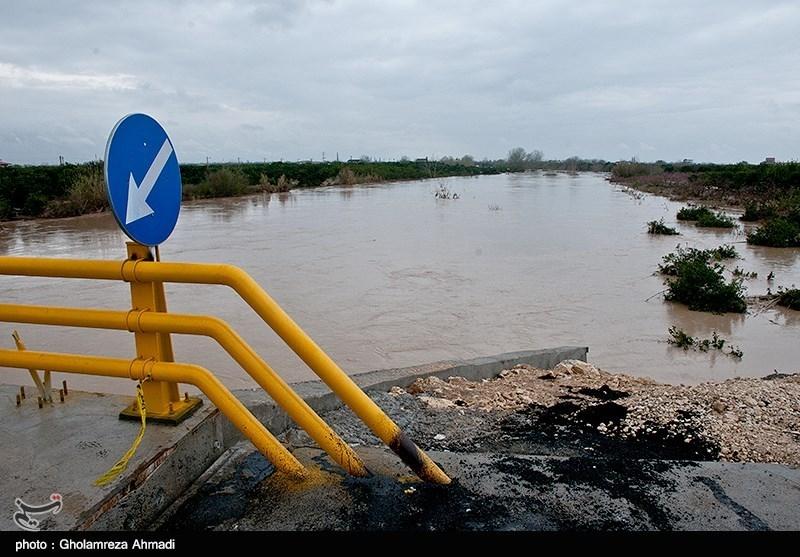 17 روستای خراسان شمالی دچار سیل زدگی شد