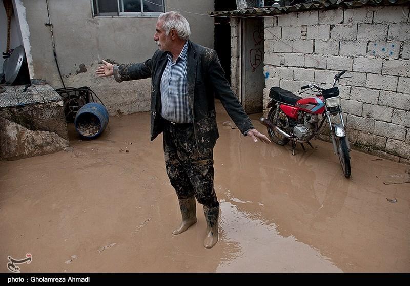 فراخوان کمکهای مردمی به گرفتاران سیلاب در استان گلستان؛ موادغذایی و پتو نیاز است