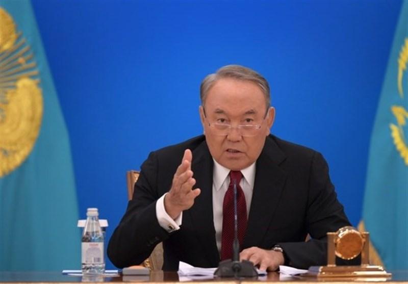 رئیس کازاخستان یعلن استقالته من منصبه