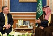 گفتوگوی تلفنی بن سلمان و وزیر خارجه آمریکا