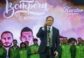 سایمانوف: با فروش سردار آزمون بسیاری از مشکلات روبینکازان حل شد