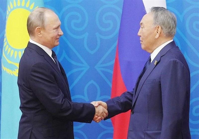"""استعفای """"نظربایف"""" تاثیری بر روابط قزاقستان و روسیه نخواهد گذاشت"""