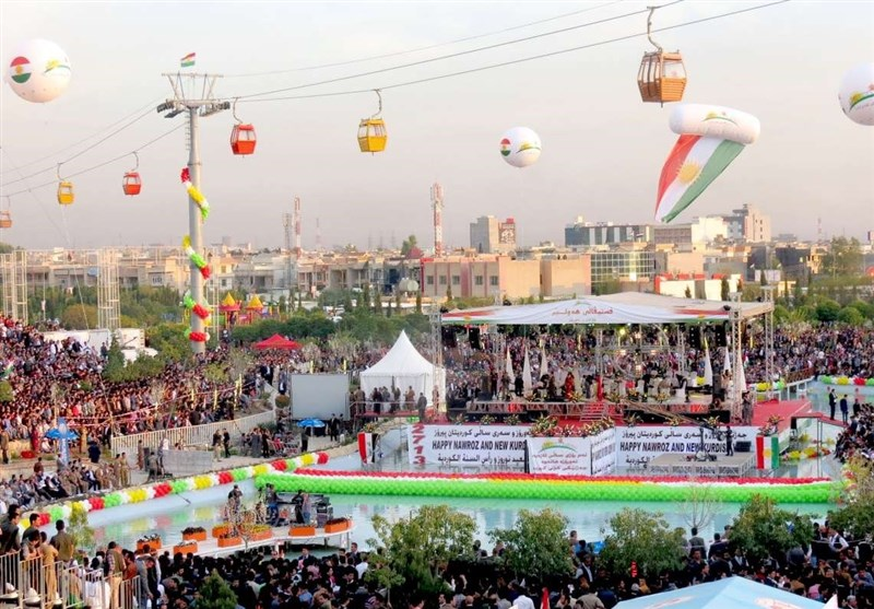 Iraq Declares This Year's Nowruz Official Holiday