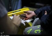 2 کشته و 187 مصدوم در حوادث شب چهارشنبه آخر سال