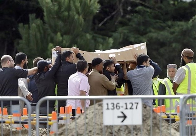 Relatives of Christchurch Mosque Attacks Bury Their Dead