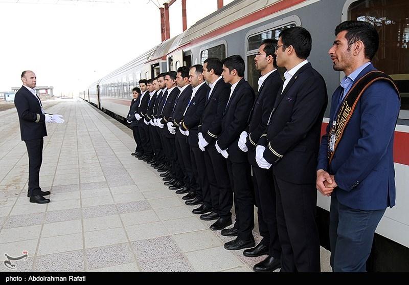 آزمون استخدامی راه آهن گیلان برگزار میشود