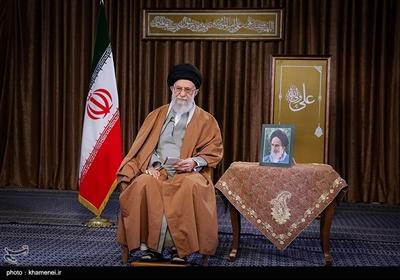 """الامام الخامنئی یسمی العام الایرانی الجدید 1398 بـ """"عام ازدهار الانتاج"""""""