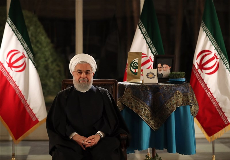 President Vows More Welfare for Iranian People in New Year