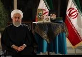 روحانی: سننتصر وسنجتاز المشاکل عبر بذل جهود مضاعفة