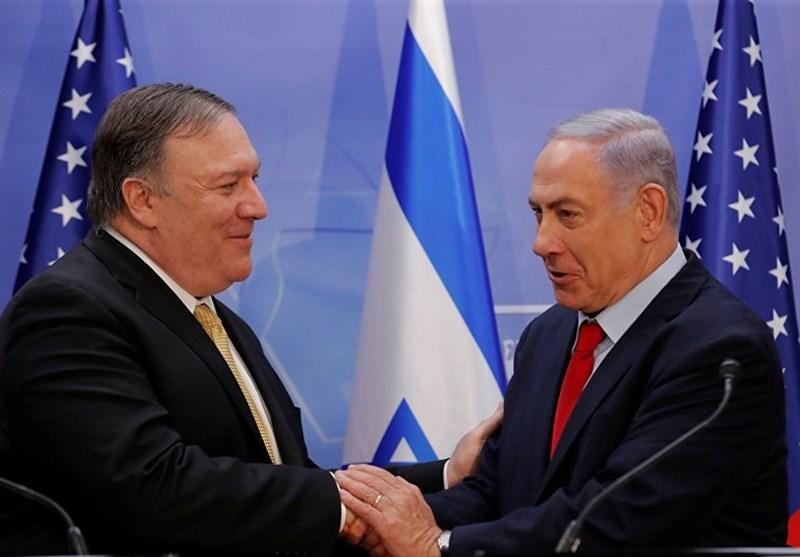 ادعاهای بی اساس نتانیاهو علیه ایران در دیدار با پامپئو