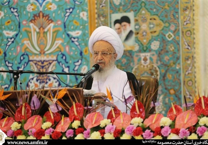 آیتالله مکارم شیرازی: دولت عزمی بر ساماندهی فضای مجازی ندارد