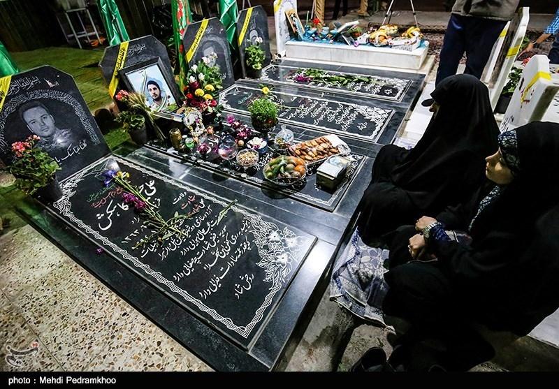 گلزار شهدا در استان اردبیل ساماندهی میشود