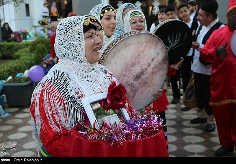 کارناوال شادی و نوروز خوانی - گیلان