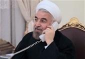 روحانی در گفتوگوی تلفنی نخست وزیر عراق: تضییع حقوق ملتهای فلسطین و سوریه و بویژه درباره بلندیهای جولان، برای امنیت منطقه بسیار خطرناک است