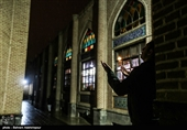 موزه انقلاب اسلامی و دفاع مقدس میزبان معتکفین