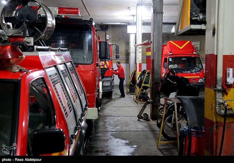 دستیابی به استانداردهای ایمنی در مشهد نیازمند چند ایستگاه آتش نشانی است؟
