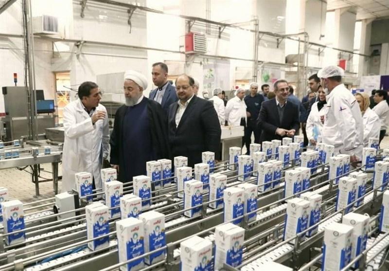 رئیسجمهور: تلاش دولت بر تولید بیشتر با کمیت بالاتر و کیفیت بهتر باشد