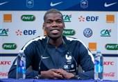 فوتبال جهان| پوگبا: بازی در رئال مادرید رؤیایی است و زیدان الگوی همه بازیکنان