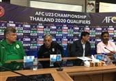 اظهارات سرمربیان حریفهای ایران در راه مسابقات مقدماتی المپیک