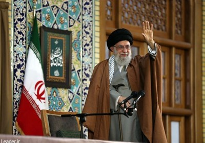 "Ayatollah Khamenei Describes Europe's Financial Channel with Iran as ""Sad Joke"""