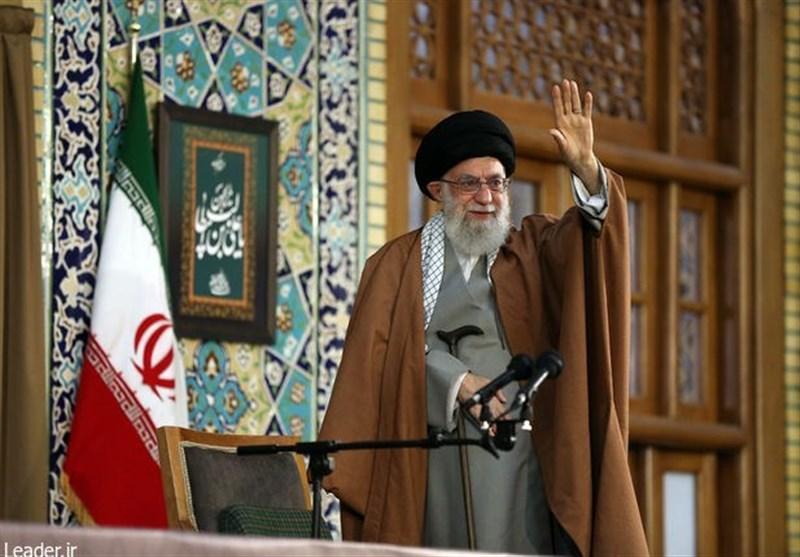 "Ayatollah Khamenei Describes Europe's Financial Channel with Iran as ""Sad Joke"""