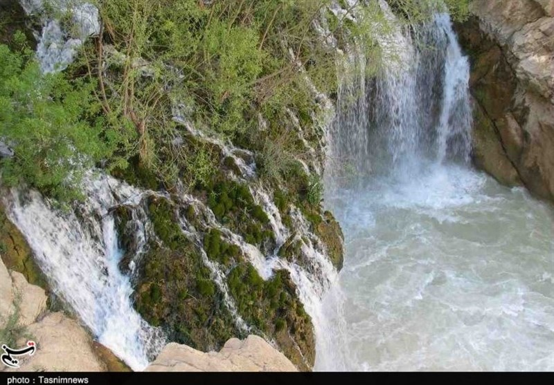 Ab Malakh Waterfall: One of The Most Beautiful Waterfalls of Iran