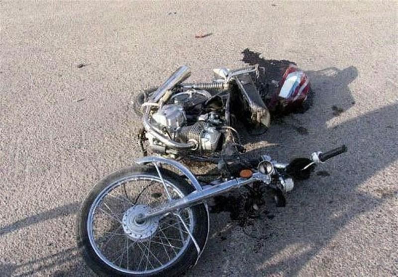 بوشهر| راکبان موتورسیکلت در محورهای دشتستان بر اثر تصادف جان باختند