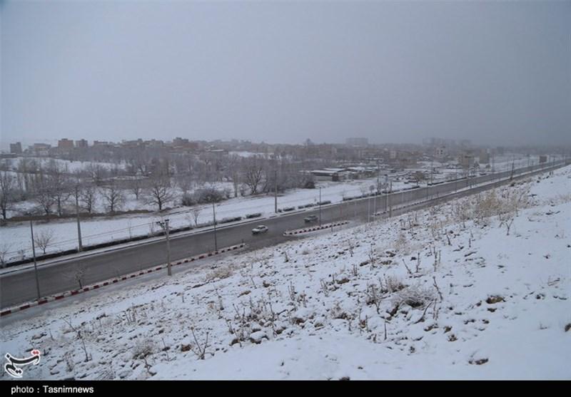 آخرین وضعیت راهها| بارش برف و باران در جادههای 8 استان
