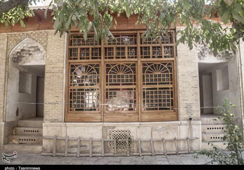 بهار 98| خانه تاریخی و زیبای نصیرالملک؛ جاذبه جدید گردشگری شیراز + فیلم