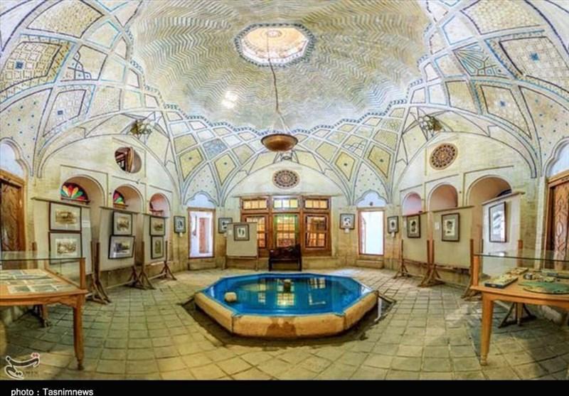 Meshkin Fam Art Museum in Iran's Shiraz