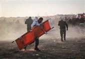 حمله نظامیان صهیونیست به شرکت کنندگان در راهپیمایی ««اسلو باید از تاریخ ما حذف شود»