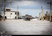 آبگرفتگی شهرستان آققلا تا 72 ساعت آینده تخلیه میشود