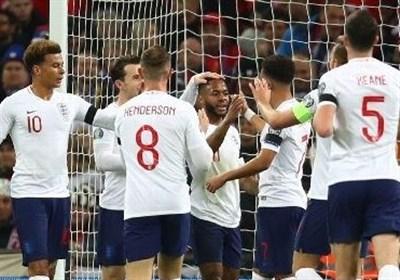 انتخابی یورو 2020| شروع طوفانی انگلیس با هتتریک استرلینگ/ فرانسه به آسانی پیروز و پرتغال با رونالدو متوقف شد