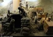 فاز نخست باغموزه دفاع مقدس استان البرز به بهرهبرداری میرسد