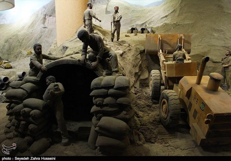 بهرهبرداری از باغ موزه دفاع مقدس استان فارس تا پایان 1400؛ با حذف نام شهدا مقابله میکنیم