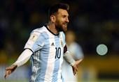 فوتبال جهان  لیونل مسی مصدوم شد/ غیبت ستاره آرژانتین برابر مراکش