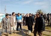 دستور لاریجانی برای بهکارگیری تمام ظرفیتها جهت خدمترسانی به سیلزدگان/انتقاد از عبور خط راهآهن از میان شهر در گلستان