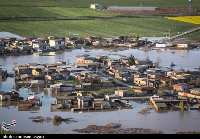 خسارت وارده به سیلزدگان استان گلستان پرداخت میشود