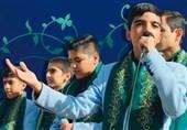 دفتر سرود «آوای رضوان» در تهران افتتاح شد