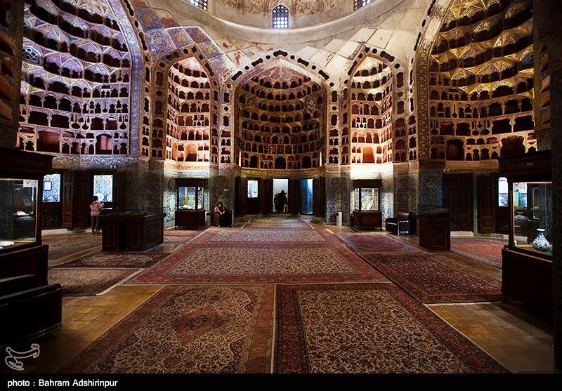 بقعه شیخ صفیالدین اردبیلی؛ اوج هنر و معماری ایرانی + تصاویر