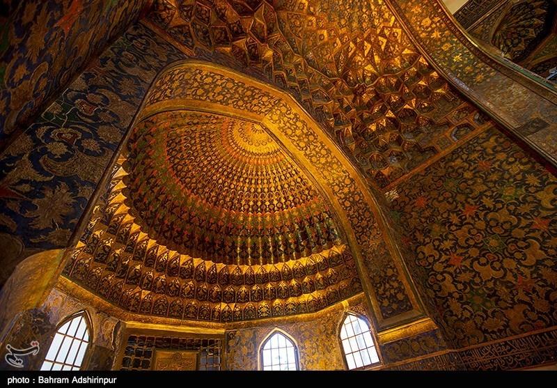 بقعه شیخ صفیالدین اردبیلی؛ تجلیگاه نور، رنگ و فرم معماری ایرانی-اسلامی است