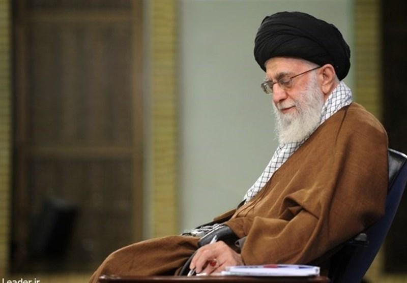 الامام الخامنئی یعین اللواء حسین سلامی قائداً عاماً لقوات حرس الثورة الاسلامیة